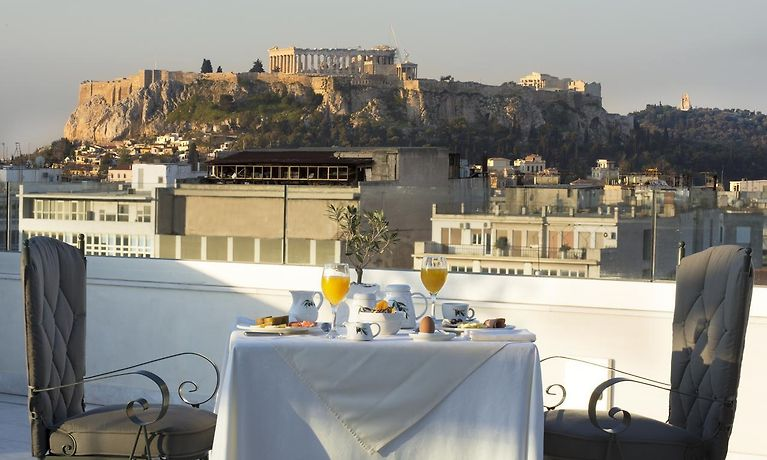 TITANIA HOTEL, ATHENS - Book Modern Accommodation in Athens
